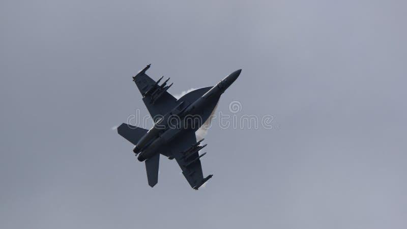Zangão F18 imagens de stock royalty free