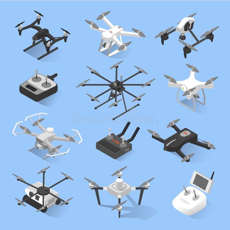 Zangões e quadrocopters