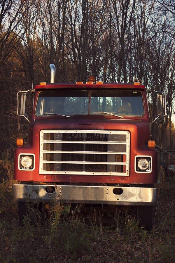 Zaniechana ciężarówka obrazy stock