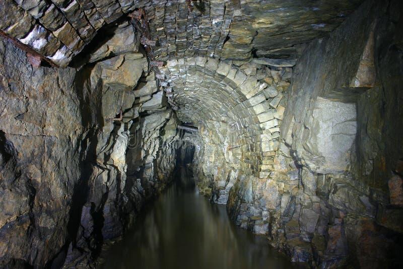 Download Zaniechana kopalnia zdjęcie stock. Obraz złożonej z mineralisation - 6577760
