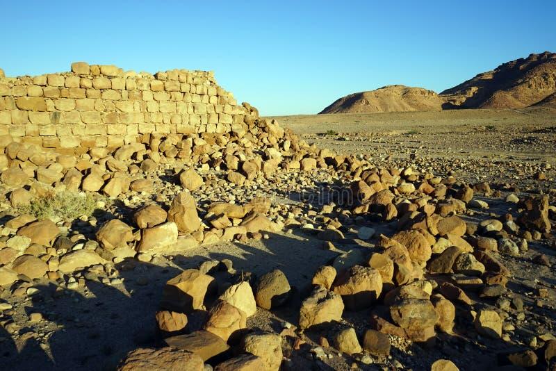 Zaniechany kamienia dom zdjęcie royalty free