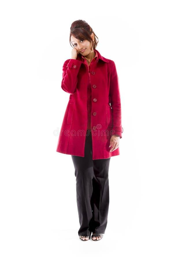 Download Zanudzająca Indiańska Młoda Kobieta Z Głową W Rękach Zdjęcie Stock - Obraz złożonej z folował, etnocentryzm: 41950082