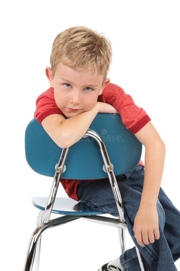 Zanudzający dziecko fotografia stock