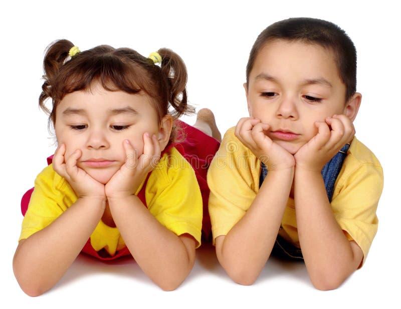zanudzam puszka dzieciaków target2414_0_ obraz royalty free