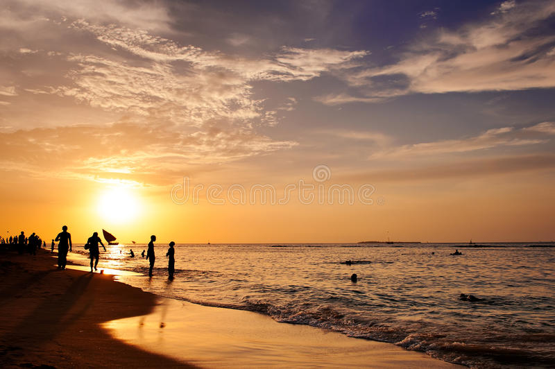 Zanzibar dreams stock photo