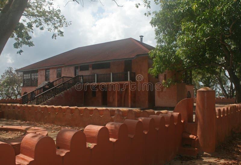 Zanzibar fängelse royaltyfri bild