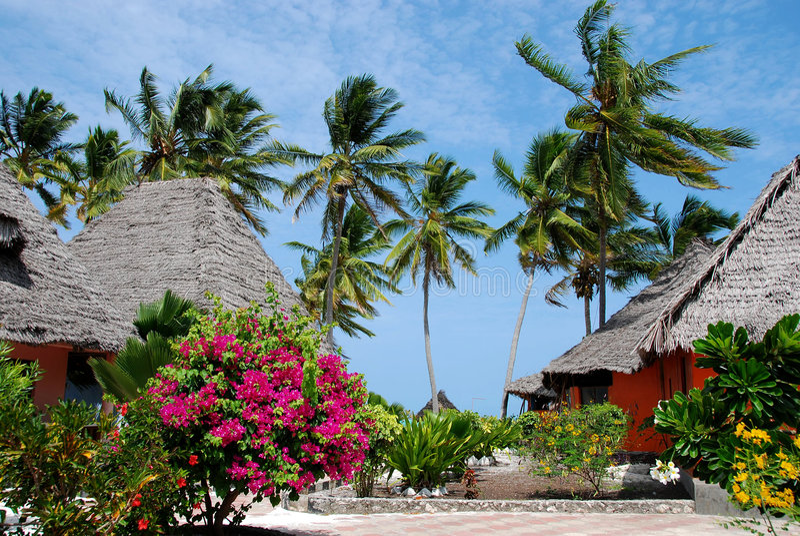 Zanzibar-Insel lizenzfreie stockbilder