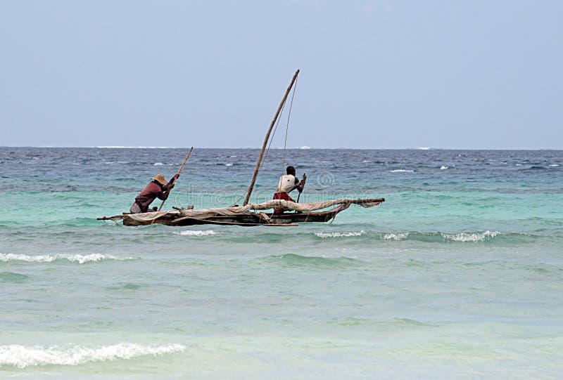 Zanzibar que rawing imagens de stock royalty free