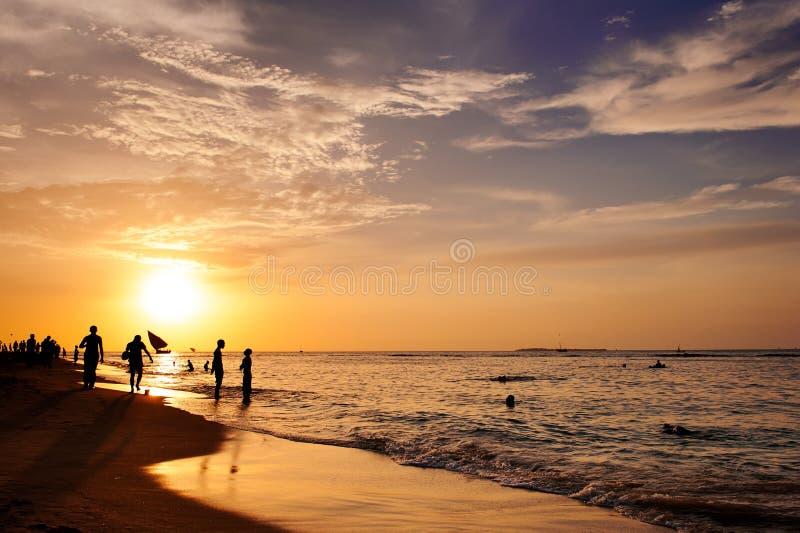 Zanzibar sen zdjęcie stock