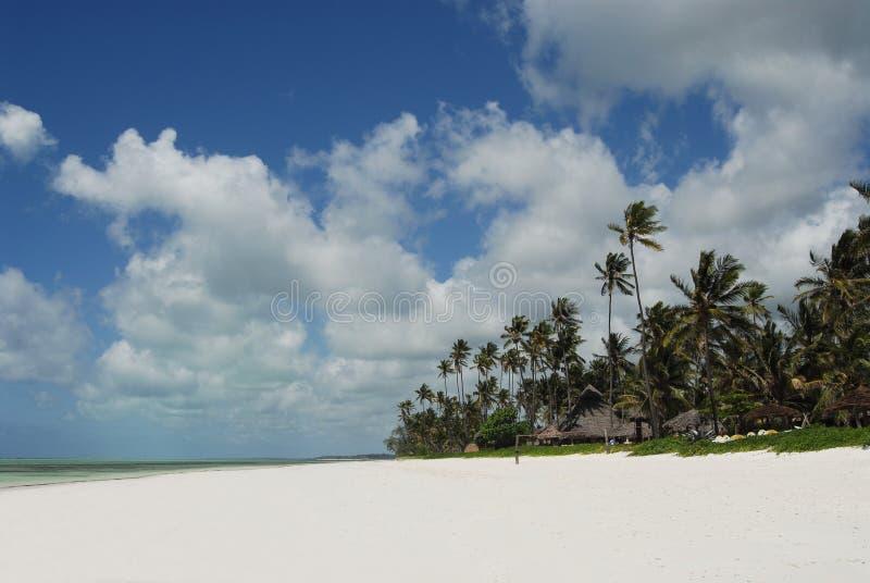 Zanzibar-Strand stockfotos