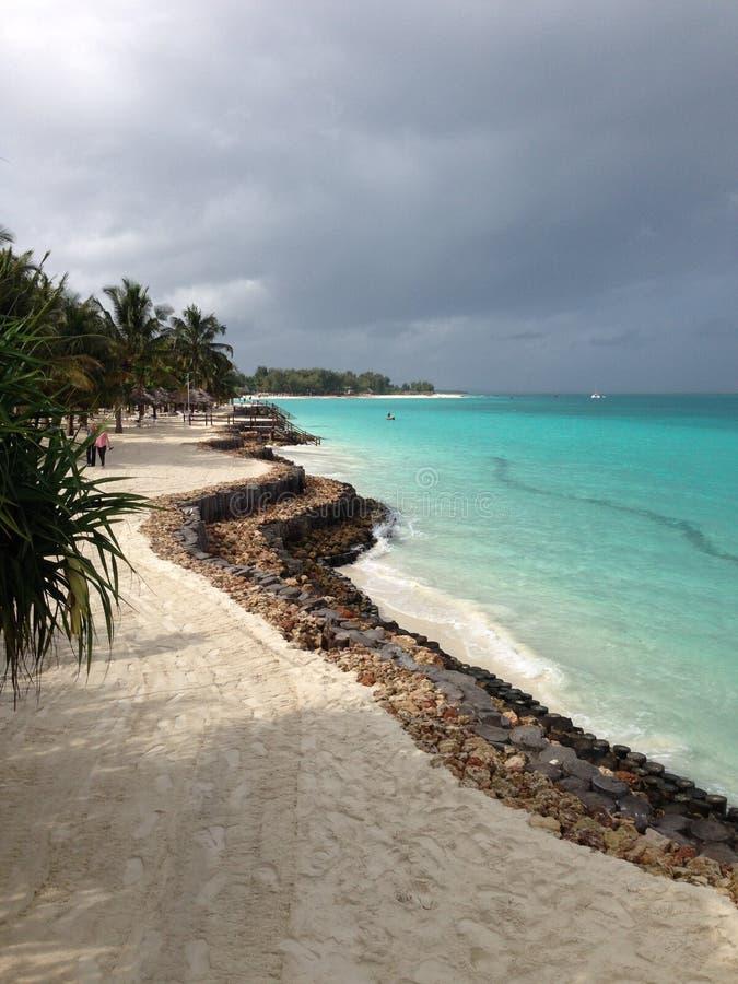 Zanzibar stupéfiante photos libres de droits