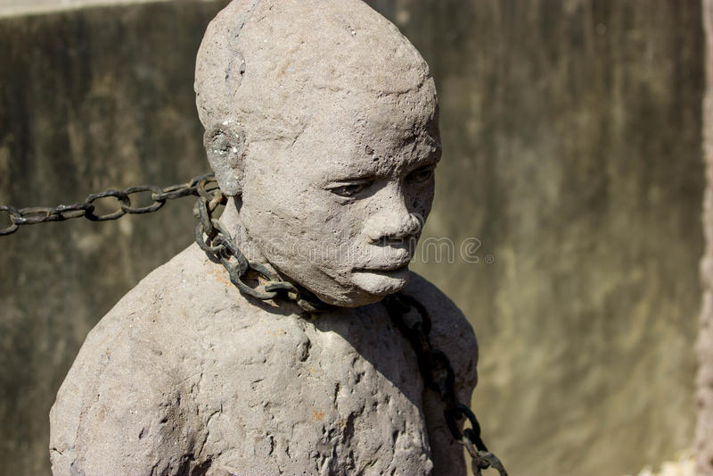 Zanzibar, ville en pierre Employés blèmes de monument photos stock