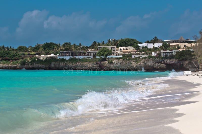 Zanzibar wyspa obraz royalty free