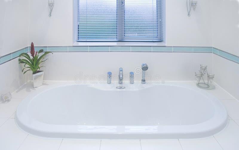 zapadnięty kąpielowy. fotografia stock