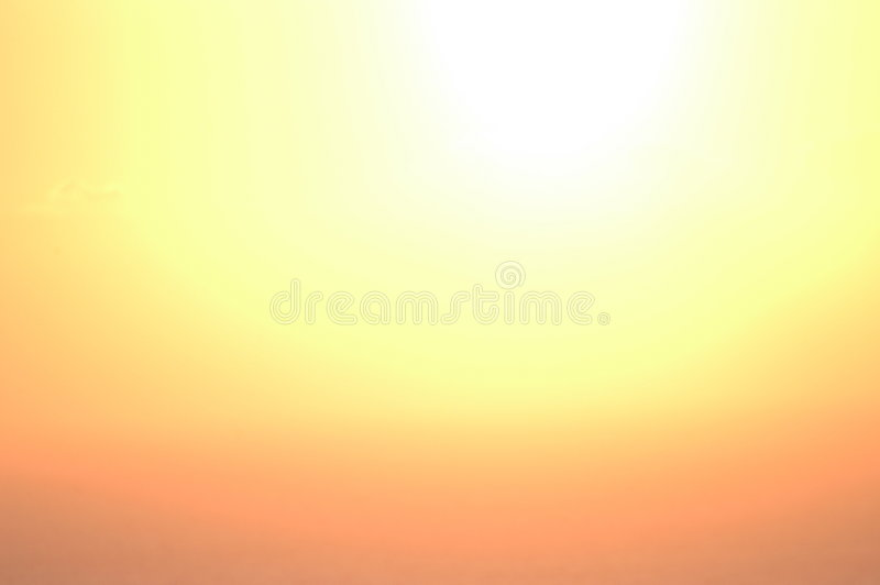 zapalone tła słońce fotografia stock