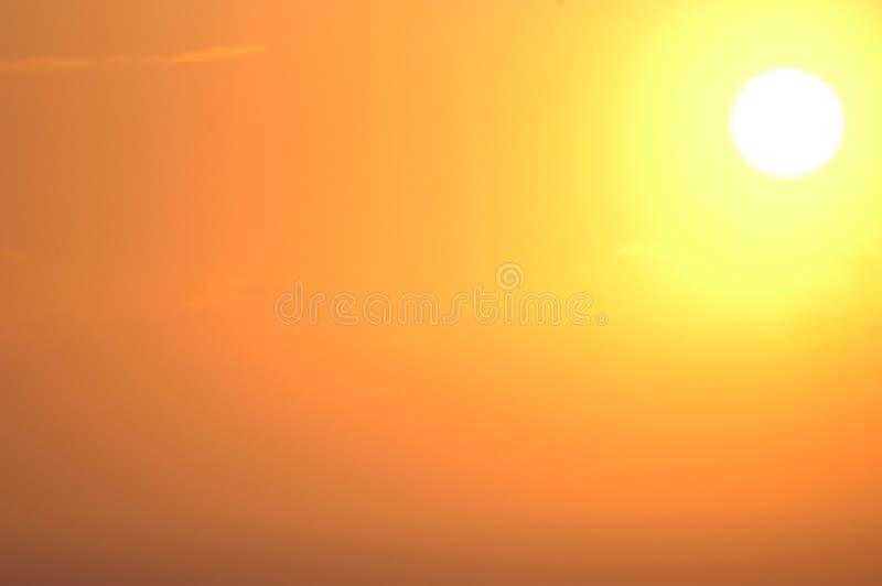 zapalone tła słońce obrazy stock