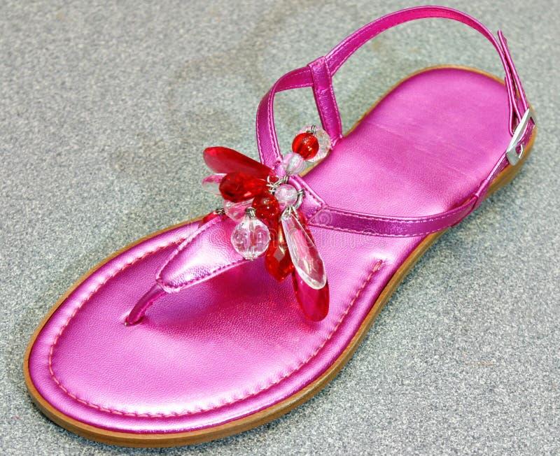 Zapato imagen de archivo libre de regalías