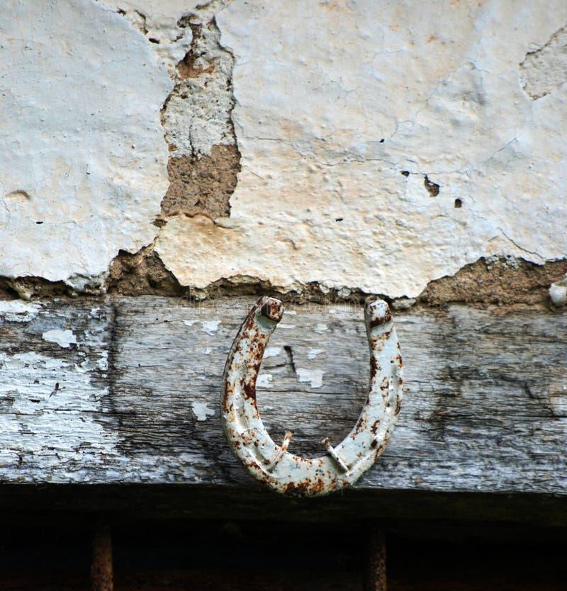 Zapato afortunado del caballo imagen de archivo libre de regalías