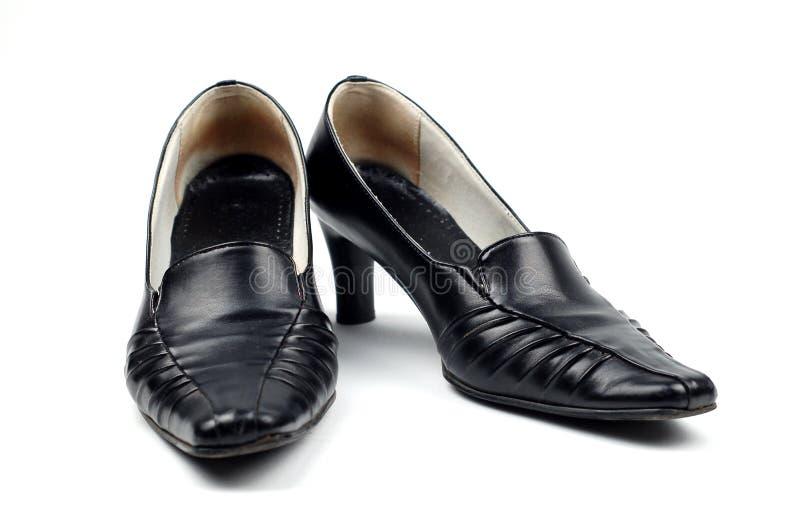 Zapato de las mujeres foto de archivo libre de regalías