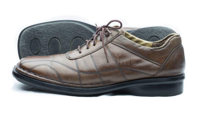 Download Zapato del hombre imagen de archivo. Imagen de blanco - 42439447