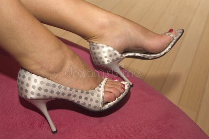 Zapatos 02 Fotografía de archivo