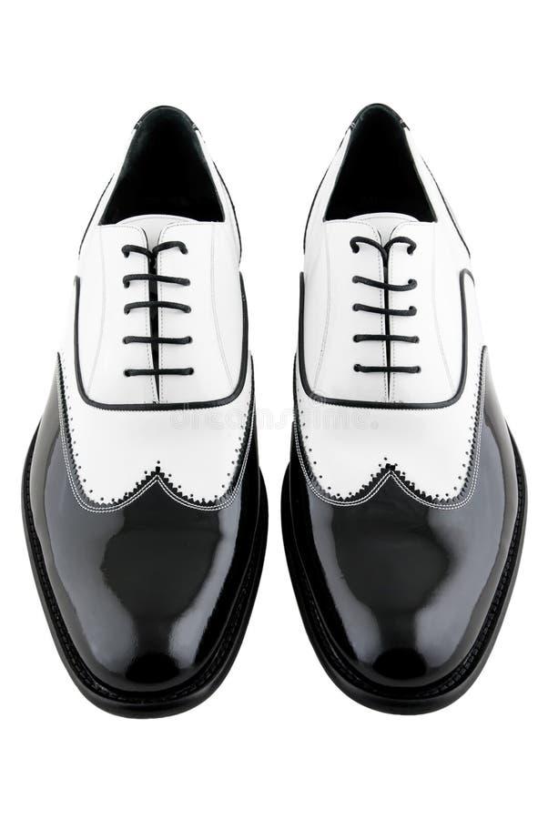 Zapatos de la mafia foto de archivo