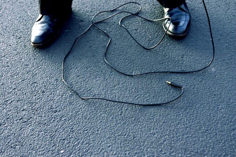 Zapatos del asunto foto de archivo libre de regalías