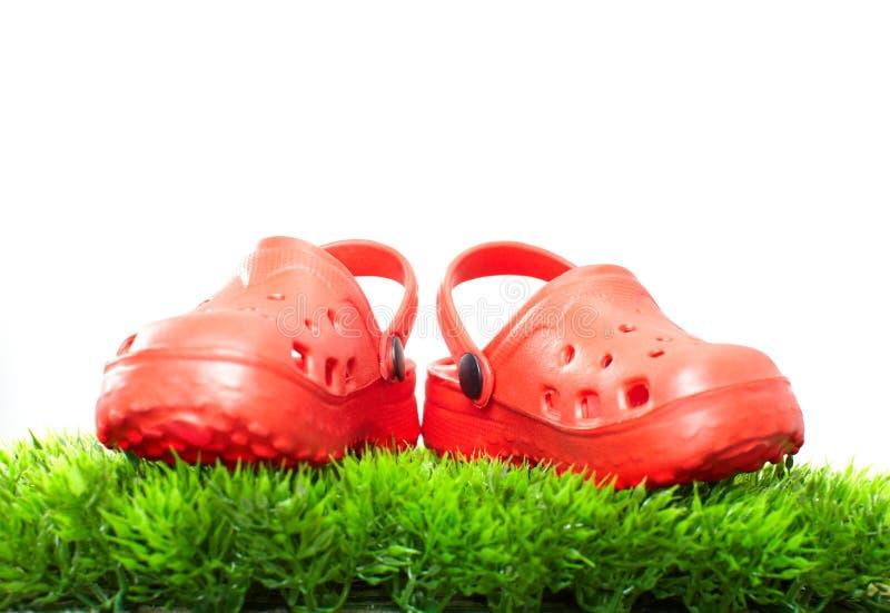 Zapatos del verano fotos de archivo libres de regalías