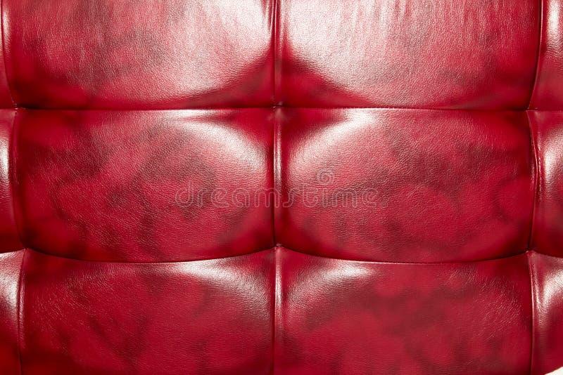 zapiętego luksusu wzoru czerwona powtórki tekstura Powtórka wzór zdjęcie royalty free