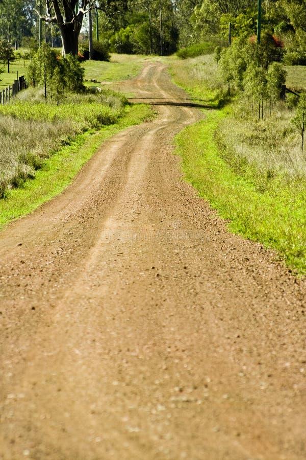 zapomniane ścieżek zdjęcie royalty free