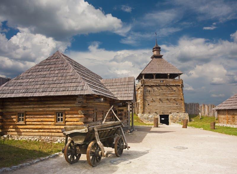 Zaporozhye, de Oekraïne stock afbeelding