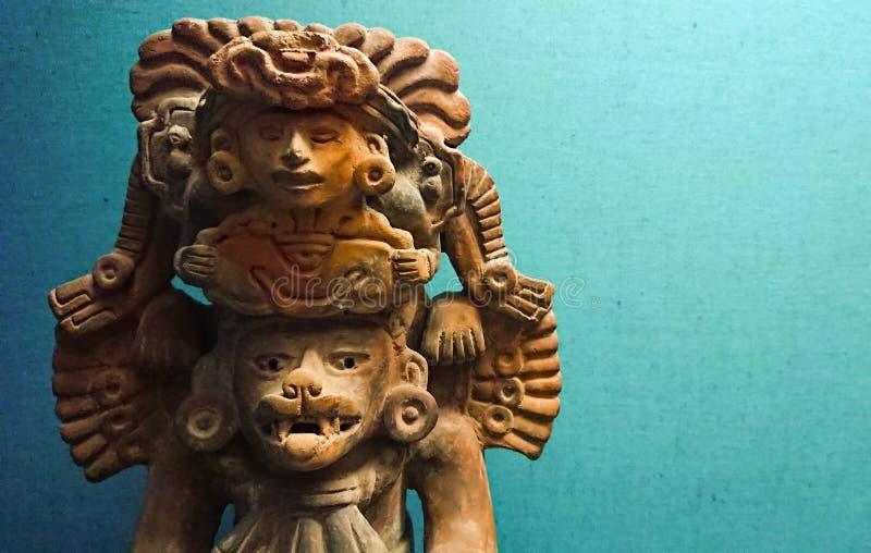 Zapotec en Mixtec royalty-vrije stock fotografie