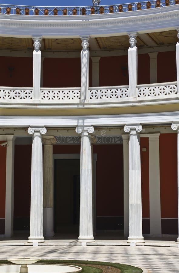 Zappeion megaron at Athens