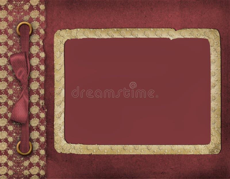 zaproszeń do struktury zdjęcie royalty ilustracja