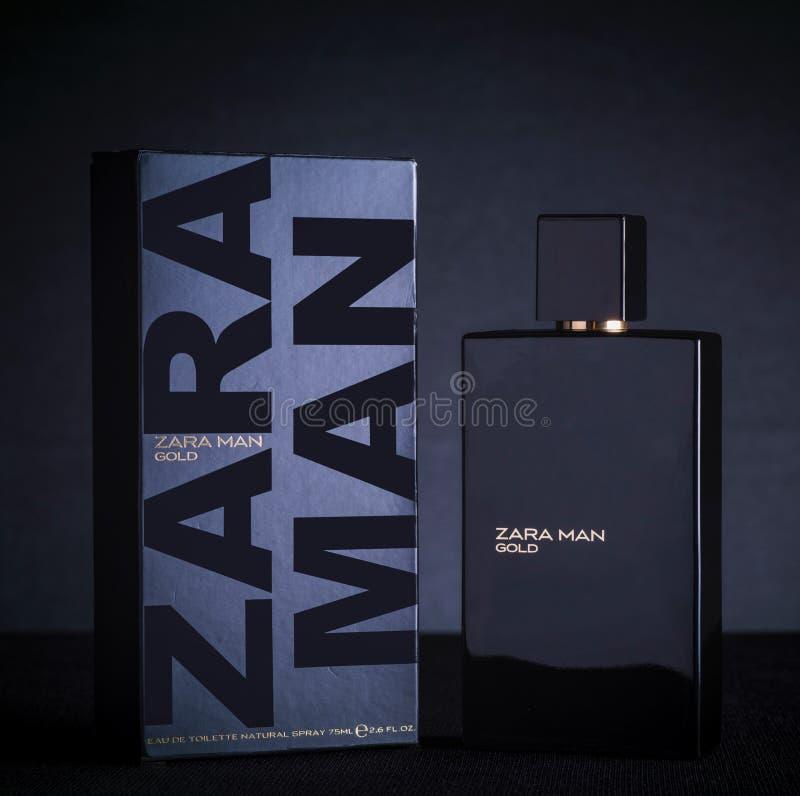 ZARA Perfume images libres de droits