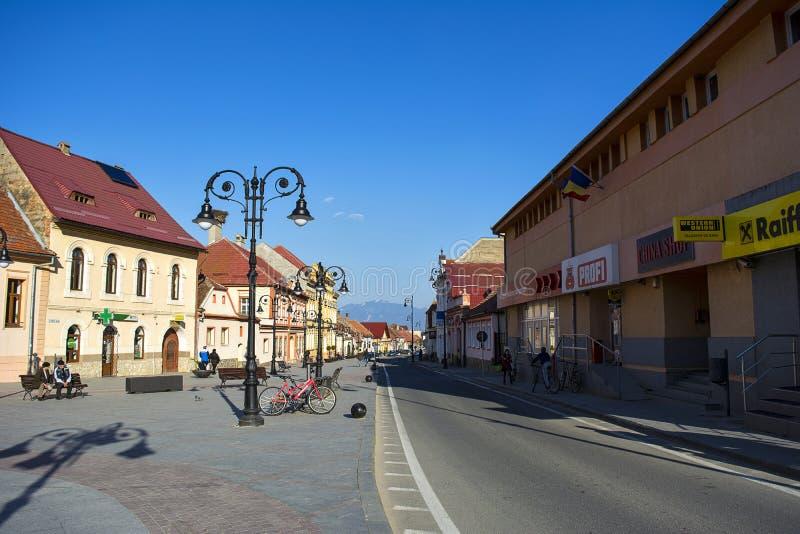 Zarnesti, Brasov photos stock