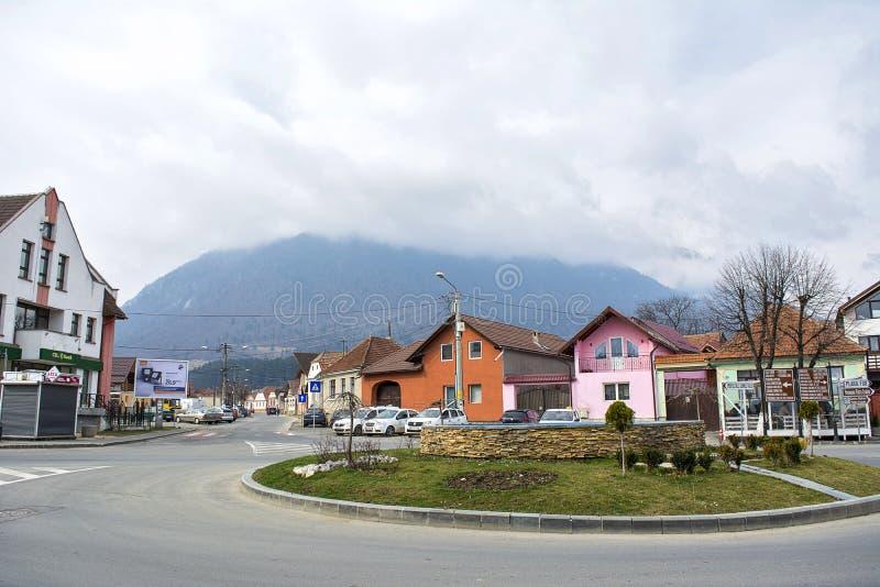 Zarnesti, Brasov image stock