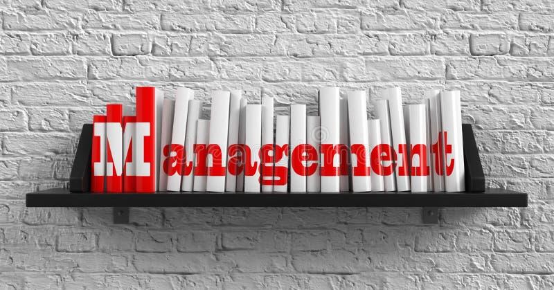 Zarządzanie. Edukaci pojęcie. ilustracja wektor