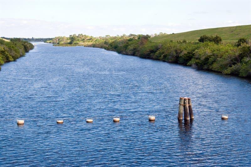 zarządzanie kanałowa wody. obrazy stock