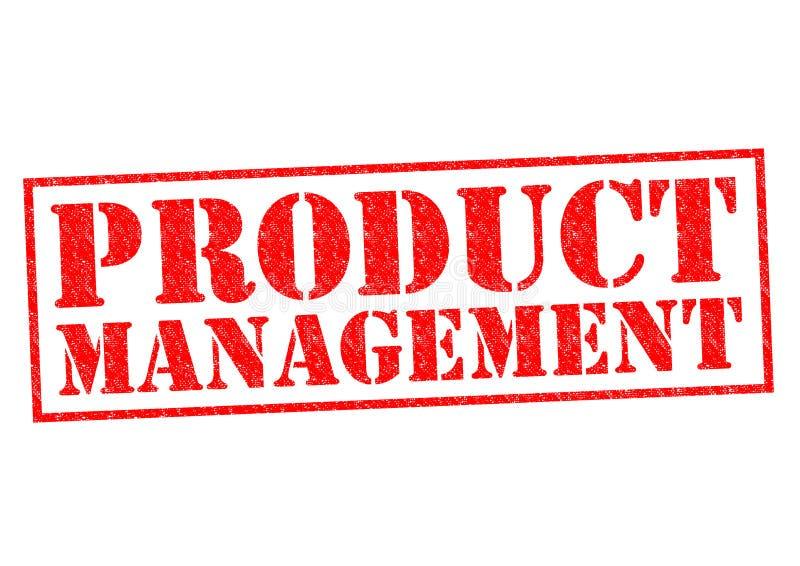 Zarządzanie Produktem ilustracji