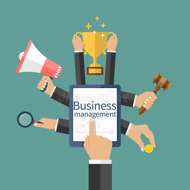 Zarządzanie przedsiębiorstwem, pojęcie ilustracji