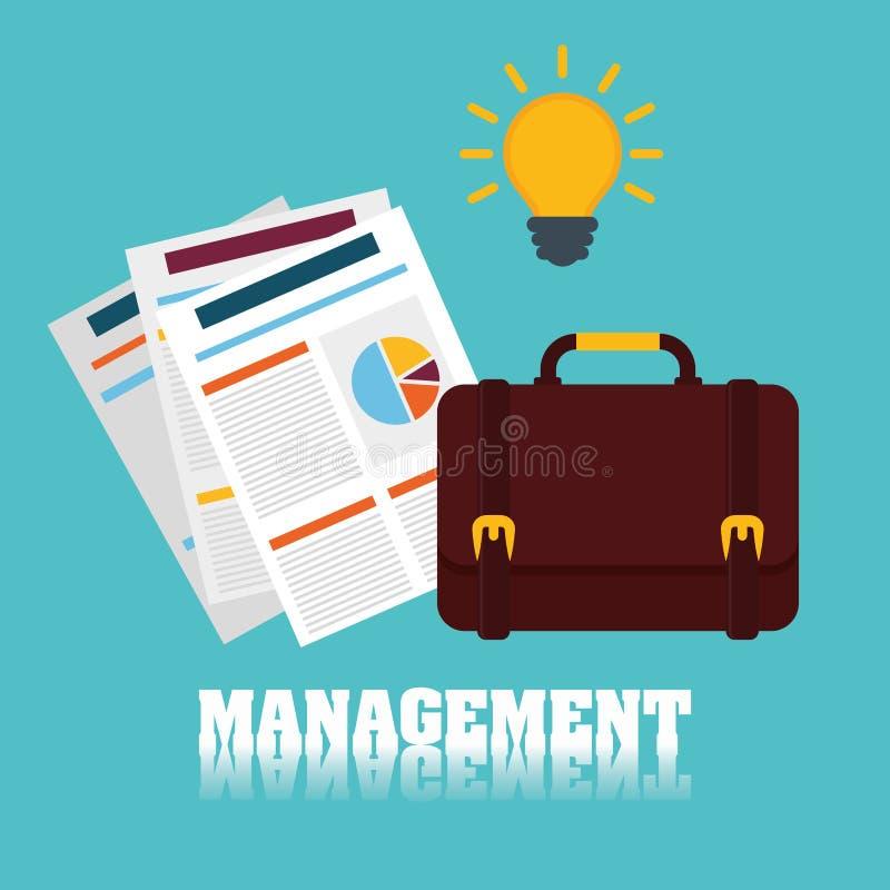Zarządzanie przedsiębiorstwem projekty ilustracji