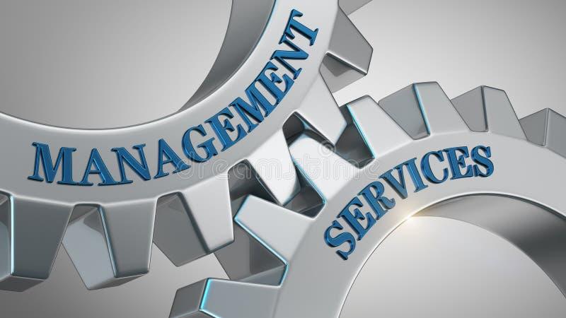 Zarządzanie usług pojęcie royalty ilustracja
