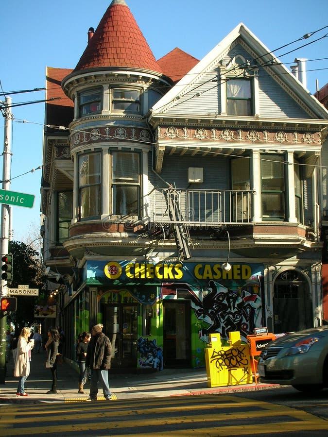 Zastawniczy sklep w San Francisco fotografia royalty free