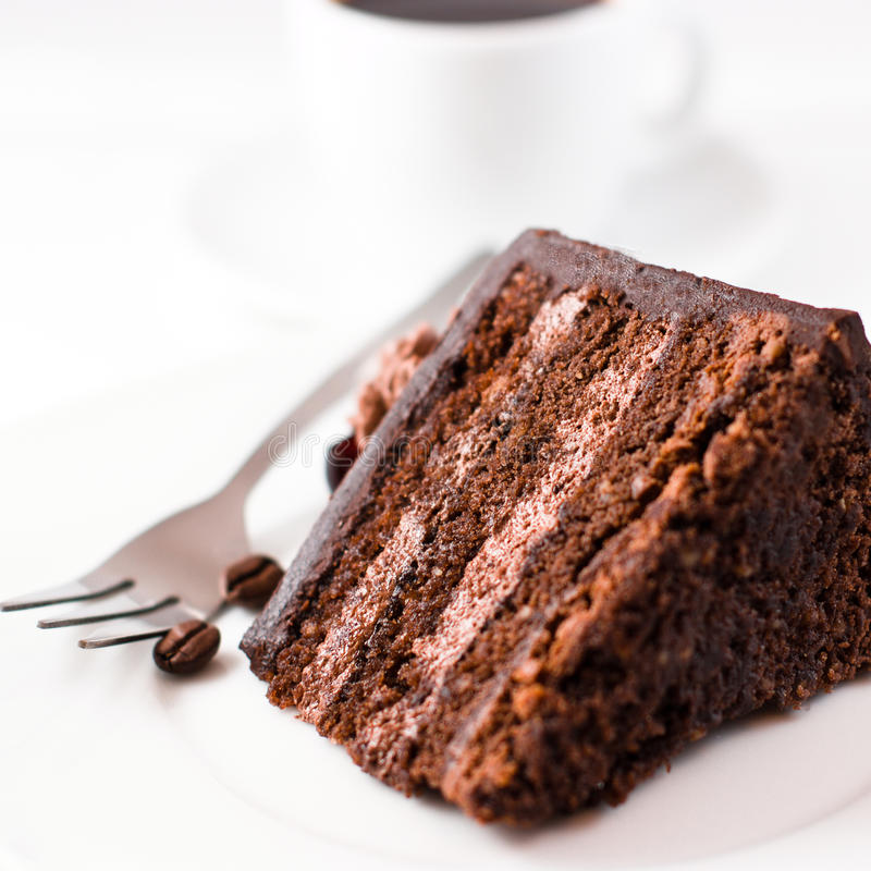 zasycha czekoladę zdjęcie royalty free