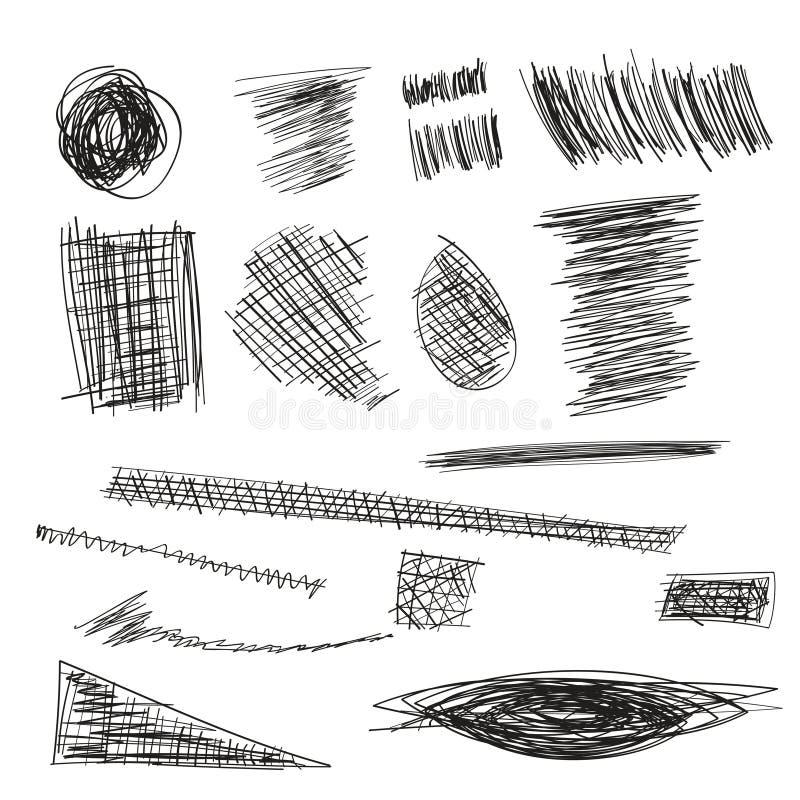 Download Zaszczepka ilustracja wektor. Ilustracja złożonej z arte - 53790066