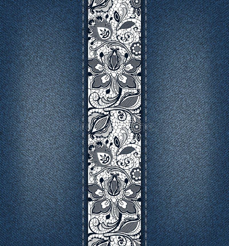 Zasznurowywa tło royalty ilustracja