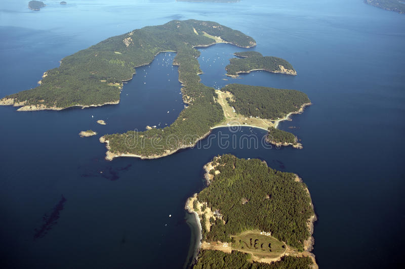 zatok wyspy usa obrazy royalty free