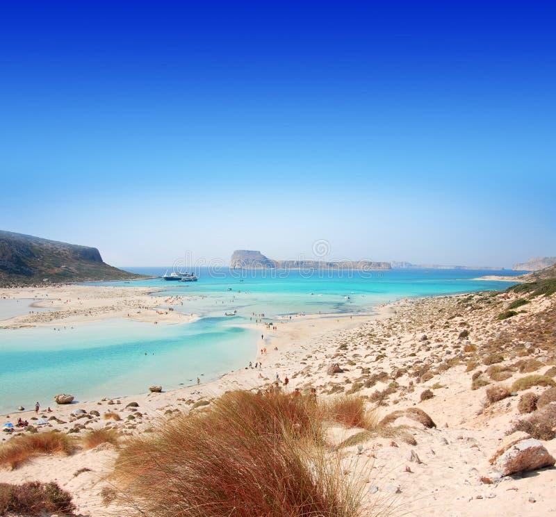 Zatoka Kreta obrazy royalty free