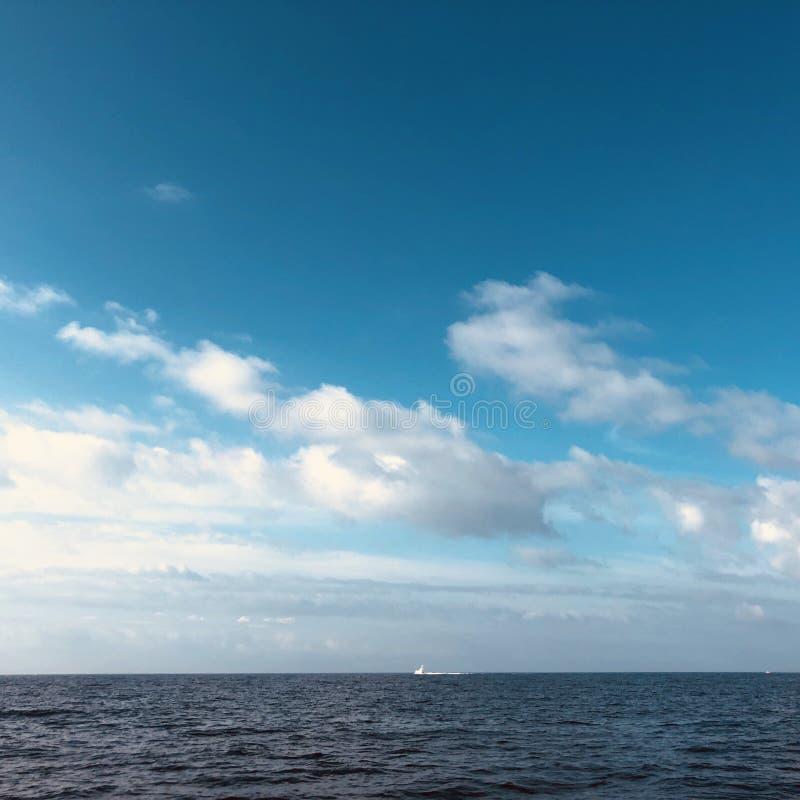 Zatoka w Floryda fotografia stock